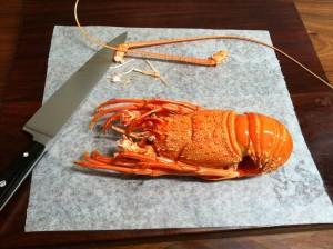 Mr Crayfish...