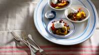 Ratatouille with Lemon chantilly (SBS Taste le Tour)