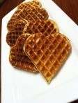 Lille Waffles, you've captured my heart!