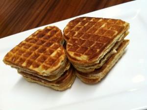 Not your average waffle!
