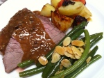 Truffles make their appearance in Beef Fillet with Périgueux Sauce