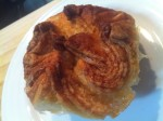 Kouign amann... otherwise known as delicious!